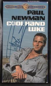 Paul Newman Autograph